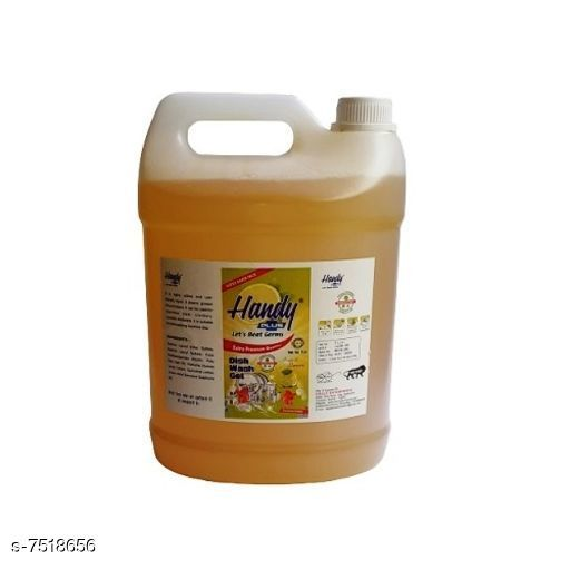 Utensil cleaners Utensil Cleaner  *Product Name* Utensil Cleaner  *Type* Cleaner  *Capacity* 5 Ltr Each  *Multipack* 4  *Sizes Available* Free Size *    Catalog Name: Utensil Cleaner  CatalogID_1212626 C89-SC1751 Code: 2362-7518656-