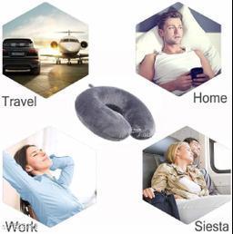 Eastern Club 360 Degree Neck Travel Pillow Multipurpose