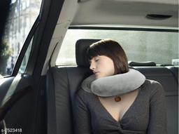 Eastern Club Economy Grey Neck Pillow for Everyday Travel Multipurpose