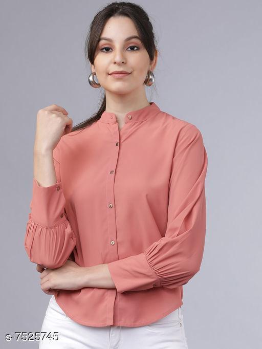 Office Wear Ladies Shirt