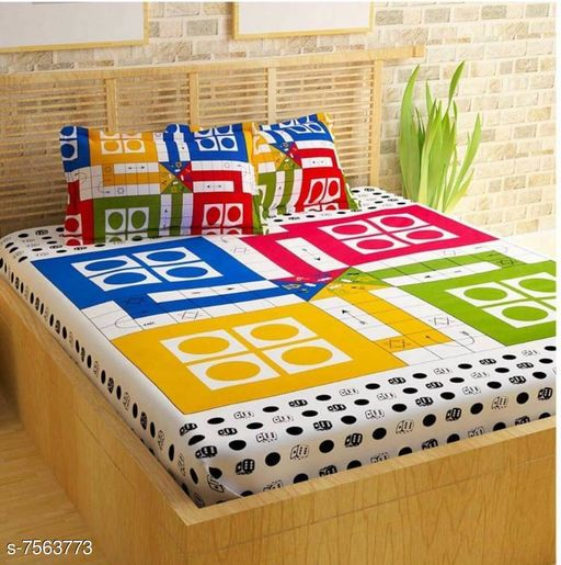 New design bed sheet