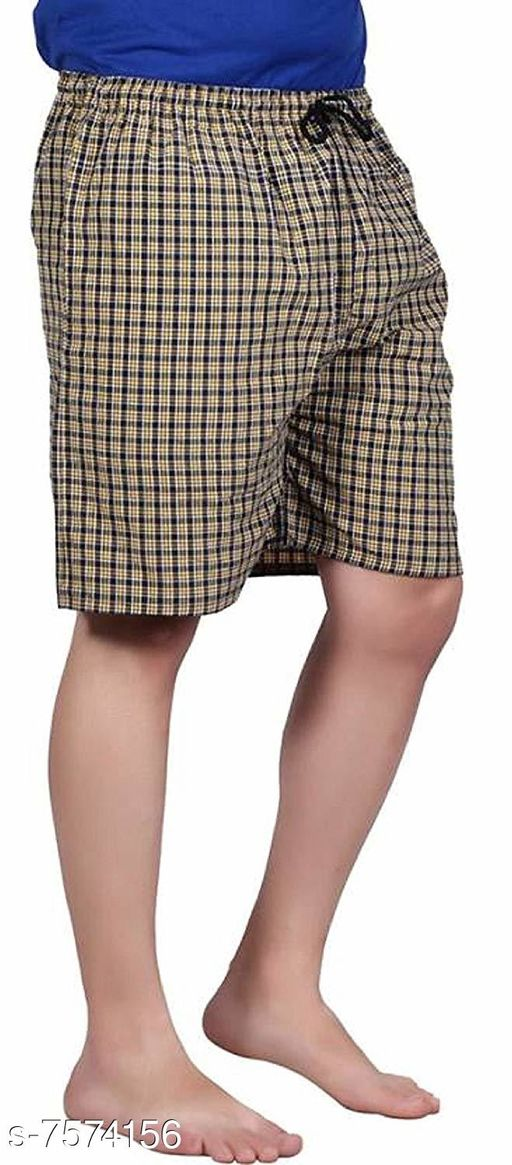 Boxers & Lounge Shorts Men Inner & Sleep Wear Boxers    *Fabric* Cotton  *Pattern* Printed  *Multipack* 1  *Sizes*   *XL (Waist Size* 34 - 36 in, Length Size  *S (Waist Size* 28 - 30  in, Length Size  *M (Waist Size* 30 - 32  in, Length Size  *L (Waist Size* 32 - 34 in, Length Size  *Sizes Available* 28, 30, 32, 34, 36 *   Catalog Rating: ★3.7 (419)  Catalog Name: Men Inner & Sleep Wear Boxers CatalogID_1224664 C68-SC1218 Code: 602-7574156-