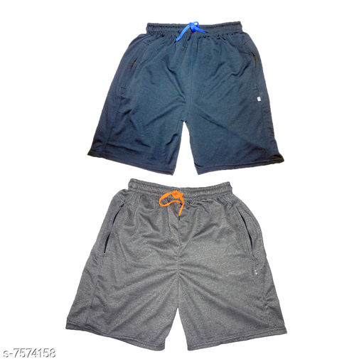 Boxers & Lounge Shorts Men Inner & Sleep Wear Boxers    *Fabric* Cotton  *Pattern* Printed  *Multipack* 2  *
