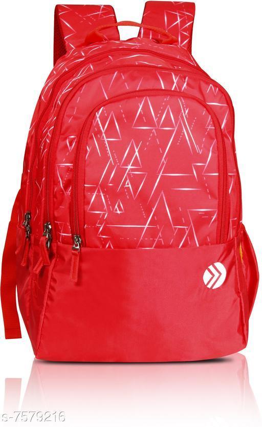 Optima Multi Zipper 28 L Backpack Red