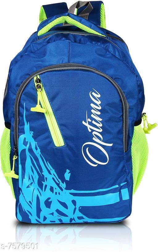 Optima OPT-280 31 L Laptop Backpack Blue