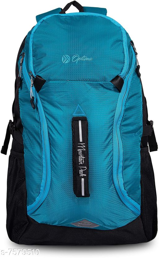 Optima Seize the day series 28 L Backpack Blue  Black