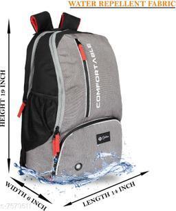 Optima snug as a bug in a rug Series 29.5 L Backpack Grey| Black