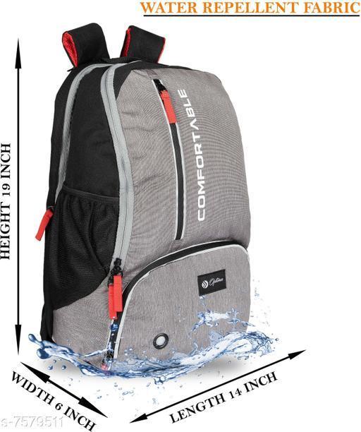Optima snug as a bug in a rug Series 29.5 L Backpack Grey  Black