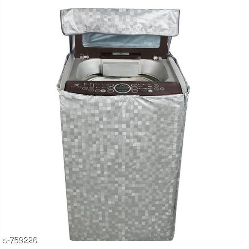 Appliance Covers Classic Washing Machine Cover Material:   PVC Size ( L X W X H ): 23 in X 22 in X 35 in Description: It Has 1 Piece Of Washing Machine Cover Work: Printed Sizes Available: Free Size *Proof of Safe Delivery! Click to know on Safety Standards of Delivery Partners- https://ltl.sh/y_nZrAV3  Catalog Rating: ★3.7 (4324)  Catalog Name: Unique Printed Washing Machine Covers Vol 3 CatalogID_86461 C131-SC1624 Code: 202-759226-
