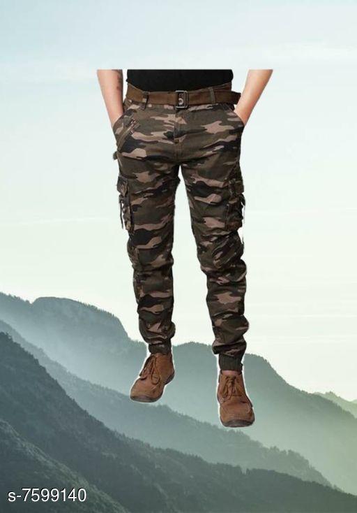 Trendy Mens Trousers