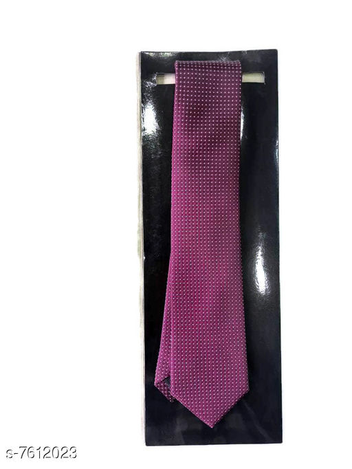 Ties Prince Tie  *Material* Satin  *Multipack* 1  *Sizes*  Free Size  *Sizes Available* Free Size *    Catalog Name: Fancy Trendy Men Ties CatalogID_1233004 C65-SC1223 Code: 643-7612023-
