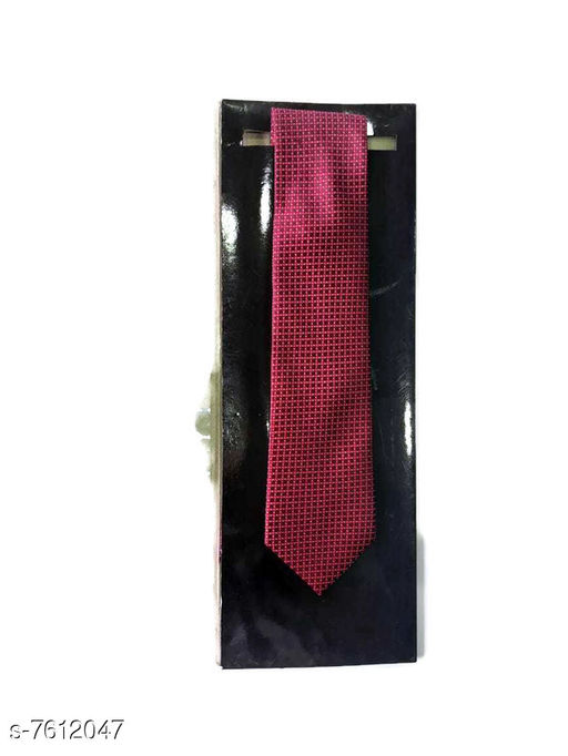 Ties Prince Tie  *Material* Satin  *Multipack* 1  *Sizes*  Free Size  *Sizes Available* Free Size *    Catalog Name: Fashionable Latest Men Ties CatalogID_1233010 C65-SC1223 Code: 643-7612047-