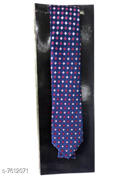 Ties Prince Tie  *Material* Satin  *Multipack* 1  *Sizes*  Free Size  *Sizes Available* Free Size *    Catalog Name: Fashionable Trendy Men Ties CatalogID_1233017 C65-SC1223 Code: 643-7612071-