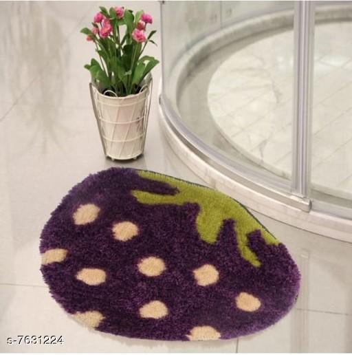 Doormats & Bath Mats Trendy attractive doormats Trendy attractive doormats  *Fabric* Polyester  *Size* (L X W) - 60 in X 70 in  *Description* It Has 1 Pieces Of Doormat  *Pattern* Printed  *Dispatch* 2-3 Days  *Sizes Available* Free Size *    Catalog Name: Trendy Attractive Doormats CatalogID_1237499 C55-SC1118 Code: 173-7631224-