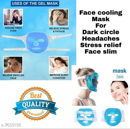 Face face mask for reduce puffiness in face  *Product Name* face mask for reduce puffiness in face  *Type* Masks & Peels  *Sizes Available* Free Size *    Catalog Name:  Premium Unique Face Masks CatalogID_1237932 C52-SC1251 Code: 661-7633138-