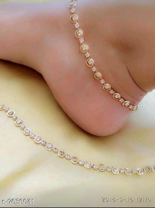 Fency Women Anklets