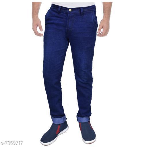 Trendy Cotton Jeans