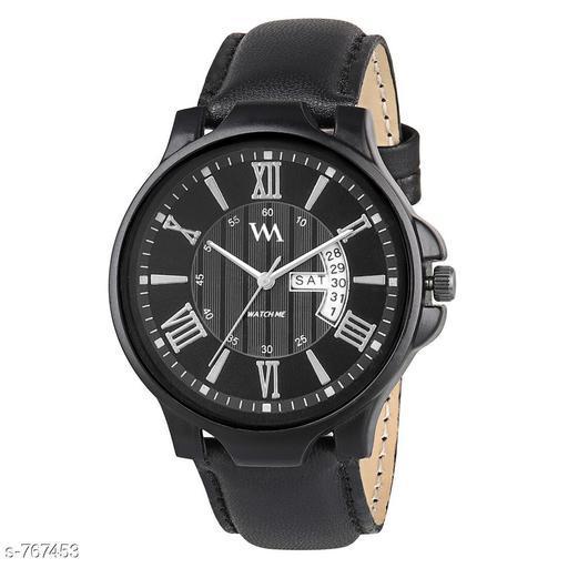 Trendy Analog Men's Watches