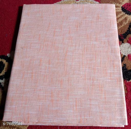 Kurti Fabric Beautiful Kurti Fabrics  *Fabric* Khadi Cotton  *Multipack* 1 kurti fabric  *Sizes*   *Free Size (Length Size* 2.5 m)  *Sizes Available* Free Size *    Catalog Name: Chitrarekha Sensational Kurti Fabrics CatalogID_1248782 Code: 864-7683081-