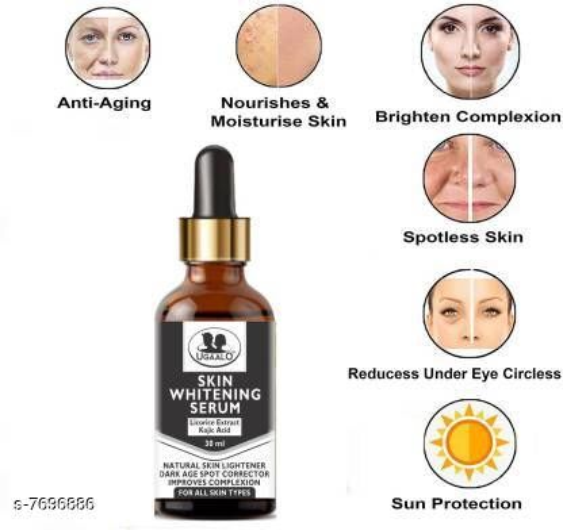 Ugaalo New Improved Vitamin C Serum 20% For Skin Whitening & Skin Brightening (30 ml) (30 ml)