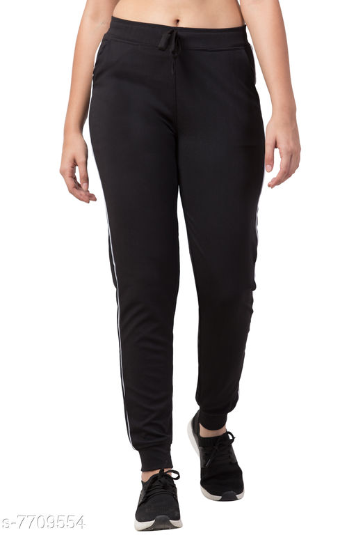 Sportswear Bottoms Vestilo Sports Dry Fit Solid Women's Solid Black Track Pant |women's Cotton Track Pants,Joggers, Night Wear Pajama,Sports Gym,Lower Yoga( SIZE- XL)  *Fabric* Polyester  *Pattern* Self-Design  *Multipack* 1  *Sizes*   *32 (Waist Size* 32 in, Hip Size  *Sizes Available* 24, 26, 28, 30, 32, 34, 36, 38, 40, 42, 44, 46, 48, 50, 52 *   Catalog Rating: ★2.8 (4)  Catalog Name: Elegant Women Sports & Activewear Bottoms CatalogID_1254811 C78-SC1059 Code: 605-7709554-999