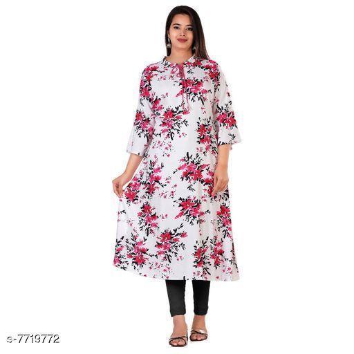 Kurti Fabric Attractive Kurta Fabrics  *Fabric* Rayon  *Sizes*  Free Size  *Sizes Available* Free Size *    Catalog Name: Kashvi Superior Kurti Fabrics CatalogID_1257114 C74-SC1326 Code: 985-7719772-
