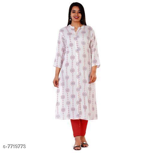 Kurti Fabric Attractive Kurta Fabrics  *Fabric* Rayon  *Sizes*  Free Size  *Sizes Available* Free Size *    Catalog Name: Kashvi Superior Kurti Fabrics CatalogID_1257114 C74-SC1326 Code: 985-7719773-