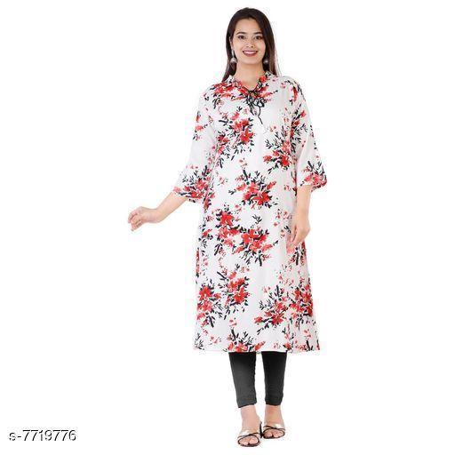 Kurti Fabric Attractive Kurta Fabrics  *Fabric* Rayon  *Sizes*  Free Size  *Sizes Available* Free Size *    Catalog Name: Kashvi Superior Kurti Fabrics CatalogID_1257114 C74-SC1326 Code: 985-7719776-