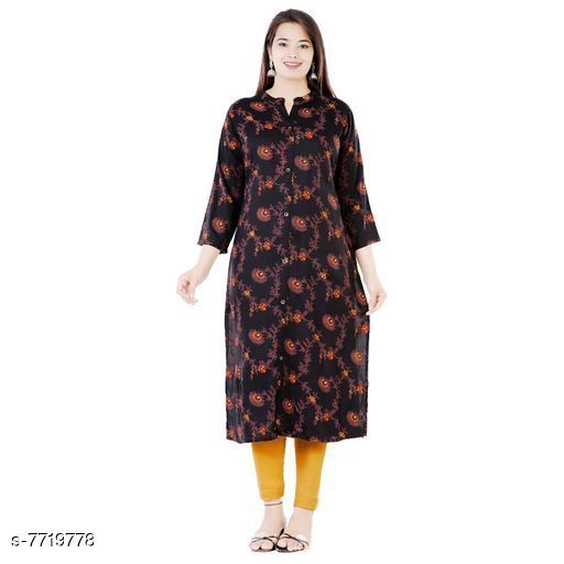 Kurti Fabric Attractive Kurta Fabrics  *Fabric* Rayon  *Sizes*  Free Size  *Sizes Available* Free Size *    Catalog Name: Kashvi Superior Kurti Fabrics CatalogID_1257114 C74-SC1326 Code: 985-7719778-