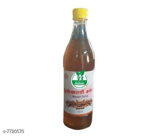Ayurveda & Herbs Nannari Sharbath   *Product Name* Ayurveda & Herbs  *Brand Name * Herbals  *Type* Ayurveda & Herbs  *Multipack* 1  *Capacity* 500 ml  *Sizes Available* Free Size *    Catalog Name:  Ayurveda & Herbs CatalogID_1257231 C126-SC1312 Code: 712-7720570-