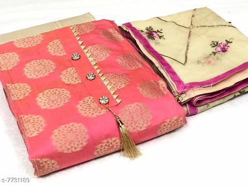 Beautiful colour  Suits & Dress Materials