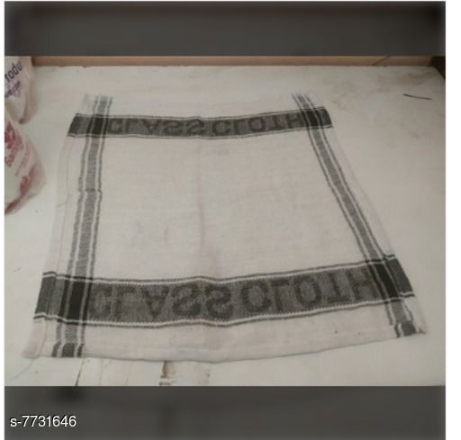 Towel Beautiful Kitchen Napkins  *Material* Cotton  *pack* Pack Of 12  *Sizes * Medium  *Sizes Available* Free Size *    Catalog Name: Latest Kitchen Napkins CatalogID_1259184 C129-SC1634 Code: 031-7731646-
