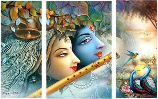 Paintings & Posters New Attractive Paintings & Posters  *Pack* Pack of 1  *Sizes Available* Free Size *    Catalog Name: Classic Paintings CatalogID_1259577 C127-SC1611 Code: 914-7733399-