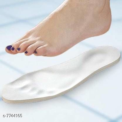 Others memory insoles  *Material * Memory Foam  *Multipack* 1  *Size * Free  *Sizes Available* Free Size *    Catalog Name:  Memory foam CatalogID_1262004 C126-SC1576 Code: 212-7744165-