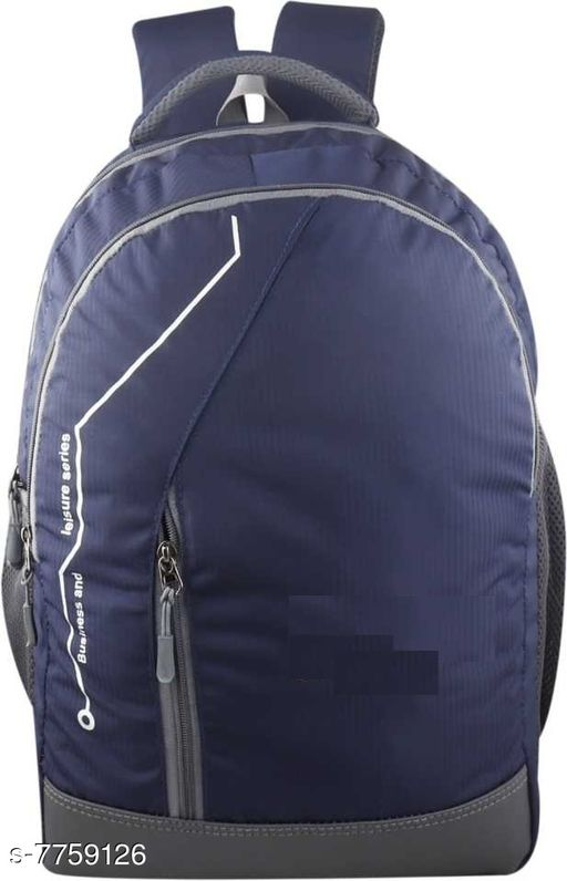 Super world 29 Ltr expandable casual Backpack(Blue)