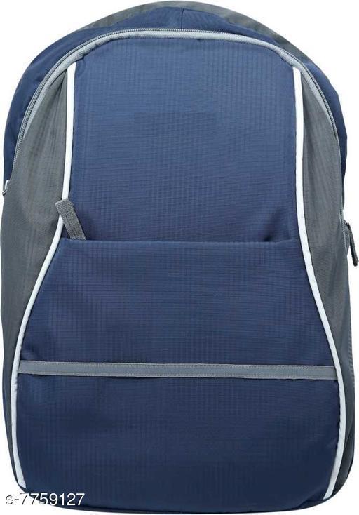 Gias 21 Ltr Stylish casual Backpack I Laptop Bag(Blue)
