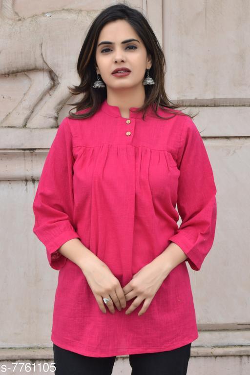 Fancify Cotton Stylish Women's Top