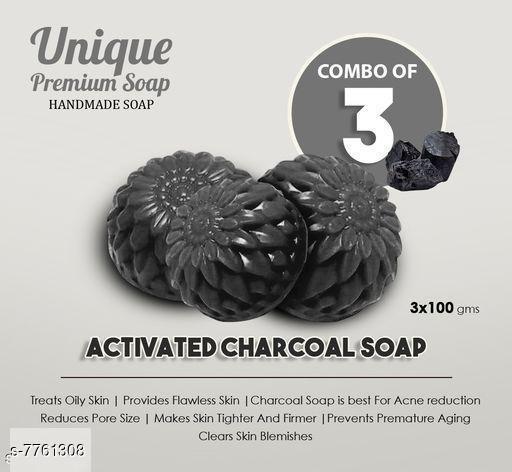 VANAM Handamde Charcoal Soap