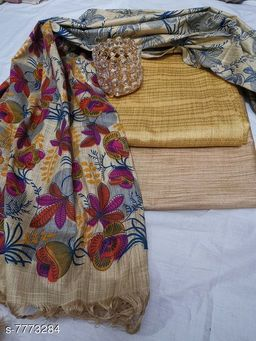 Classy Printed Suits Materials