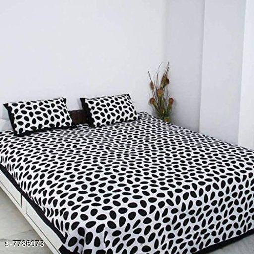 Cotton bedsheeet - King size