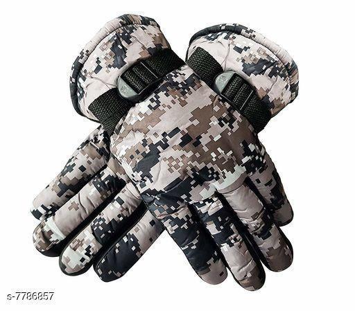 New Stylish Mens  Gloves
