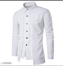 Stylish latest design full sleeves mens shirt