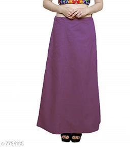 ITZ ODD Fashion Cotton  Green Petticoat