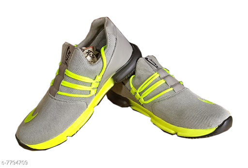 Sports Shoes Sports Shoes,Gym Shoes,Training Shoes,Sports Shoes,Walking Shoes for Men   *Material* Synthetic  *Sole Material* EVA  *Fastening & Back Detail* Lace-Up  *Pattern* Printed  *Multipack* 1  *Sizes*  IND-7  *Sizes Available* IND-6, IND-7, IND-8, IND-9, IND-10 *    Catalog Name: Latest Fashionable Men Sports Shoes CatalogID_1274039 C67-SC1237 Code: 536-7794709-997