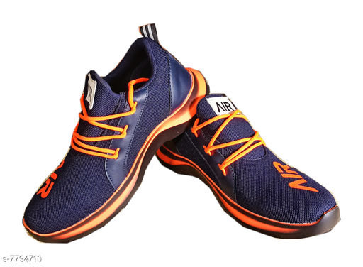 Sports Shoes Sports Shoes,Gym Shoes,Training Shoes,Sports Shoes,Walking Shoes for Men   *Material* Synthetic  *Sole Material* EVA  *Fastening & Back Detail* Lace-Up  *Pattern* Printed  *Multipack* 1  *Sizes*  IND-10  *Sizes Available* IND-6, IND-7, IND-8, IND-9, IND-10 *    Catalog Name: Latest Fashionable Men Sports Shoes CatalogID_1274039 C67-SC1237 Code: 536-7794710-997