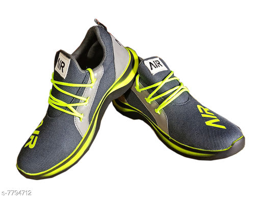 Sports Shoes Sports Shoes,Gym Shoes,Training Shoes,Sports Shoes,Walking Shoes for Men   *Material* Synthetic  *Sole Material* EVA  *Fastening & Back Detail* Lace-Up  *Pattern* Printed  *Multipack* 1  *Sizes*  IND-9  *Sizes Available* IND-6, IND-7, IND-8, IND-9, IND-10 *    Catalog Name: Latest Fashionable Men Sports Shoes CatalogID_1274039 C67-SC1237 Code: 536-7794712-997