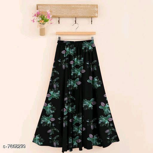 Beautiful Rayon Skirt