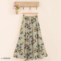 Trendy Skirts For Girls