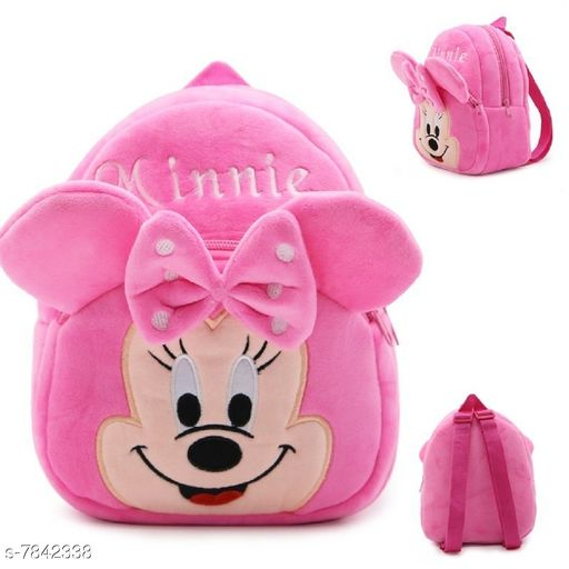 Bags & Backpacks Lychee bags Velvet Bag  *Material* Canvas  *Multipack* 1  *Sizes*  Free Size  *Sizes Available* Free Size *    Catalog Name: Fashionable Kids Bags & Backpacks CatalogID_1285059 C63-SC1192 Code: 173-7842338-