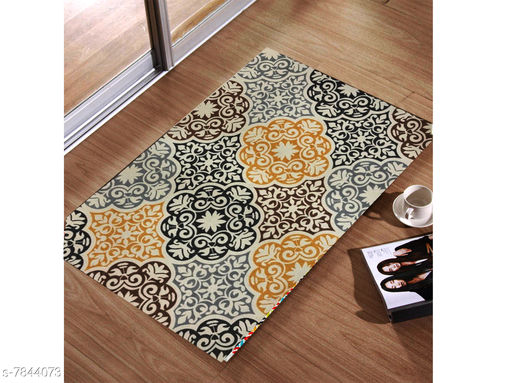 Carpets & Dhurries floormats & Dhurries   *Material* Cotton  *Multipack* 1  *Sizes*   *Free Size (Length Size* 150 cm, Width Size  *Sizes Available* Free Size *    Catalog Name: Classic Fashionable Floormats & Dhurries CatalogID_1285535 C55-SC1119 Code: 434-7844073-995